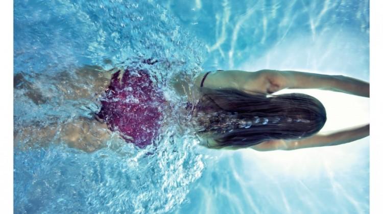 La difficile épreuve du maillot de bain !