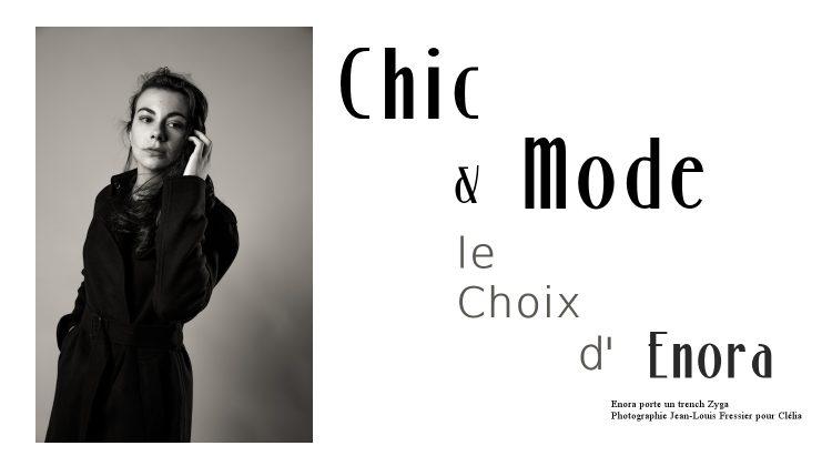 Chic & Mode , le choix d'Enora