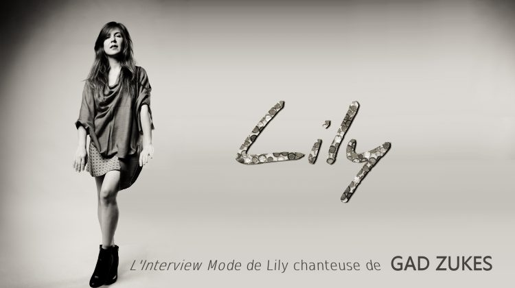 L'Interview Mode de Lily