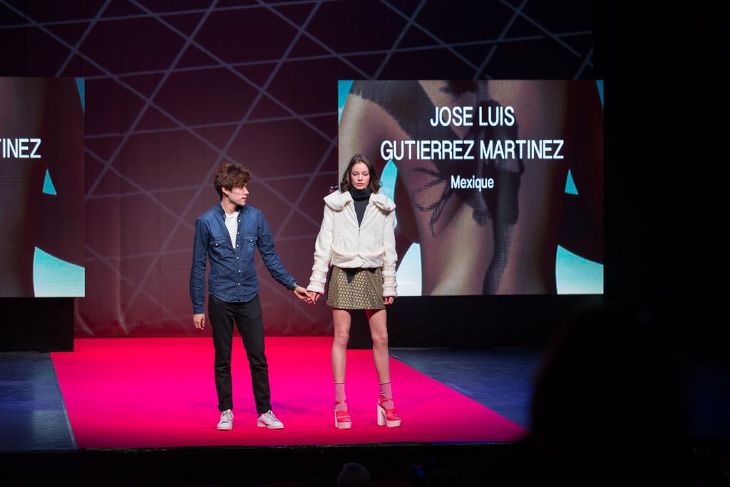Jose Luis Gutierrez Martinez Grand Prix Mode féminine