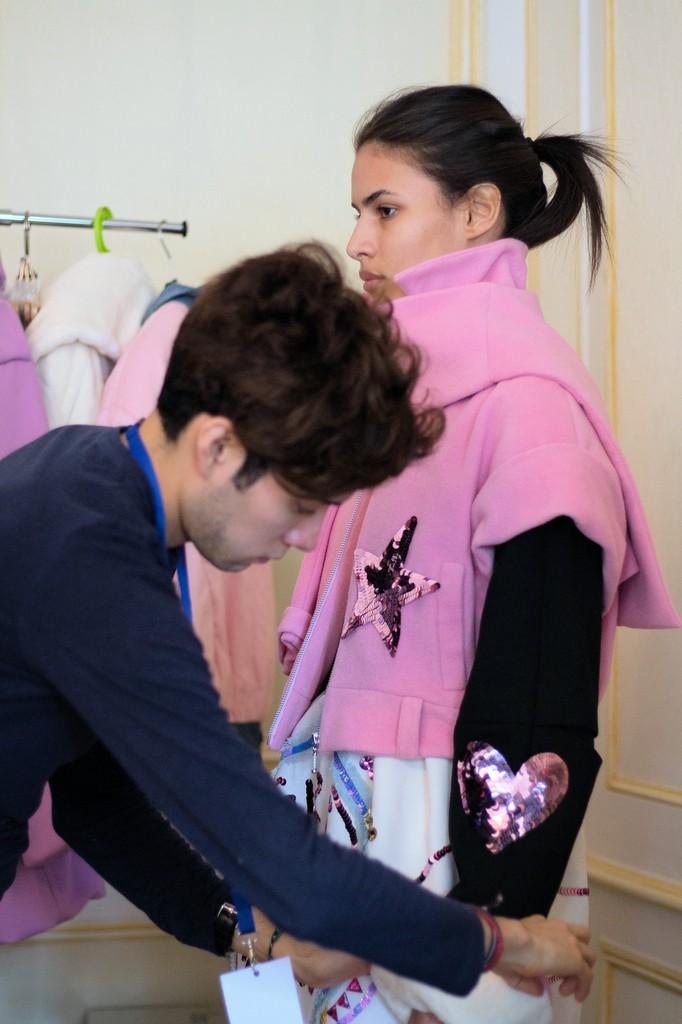 Festival Jeunes créateurs de Mode 2016 -Jose Luis Gutierrez Martinez - MANEZ –