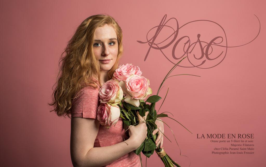 La mode en rose, Clélia pour les paraméennes