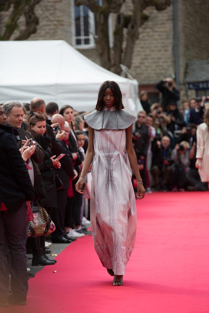 Festival des jeunes créateurs de mode de Dinan 2016