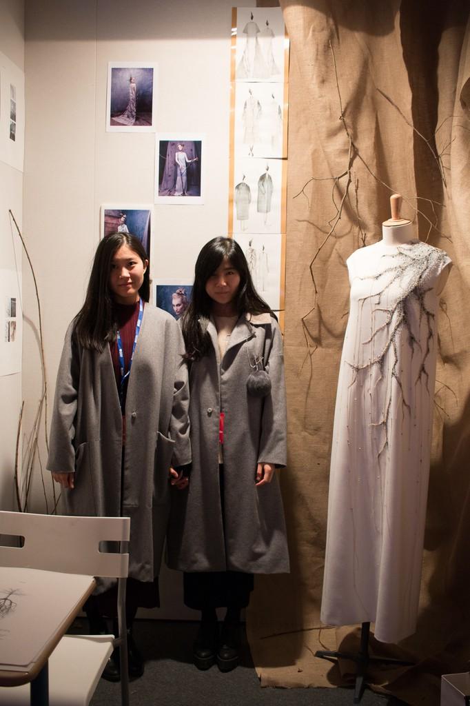 Meng Jiao Feng et Yue Sue Festival des Jeunes Créateurs de Mode 2016 Dinan