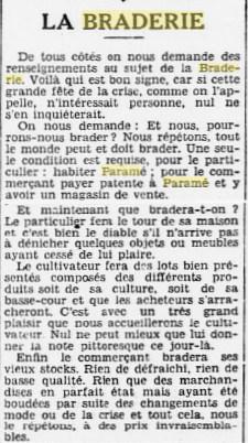 Ouest éclair 6 aout 1932